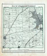Prairie Township, Elvaston, Carthage, Eagle, Shilon, Hancock County 1874