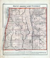 Rocky Run Township, Lima Lake, Hancock County 1874