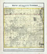St. Marys Township, Plymouth, Bronson's Creek, Panther Creek, Hancock County 1874
