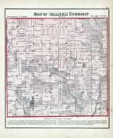 Walker Township, Tioga, Breckenridge, Hancock County 1874