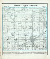 Wythe Township, Bear Creek, Prairieville, Fairview, Harmony, Hancock County 1874