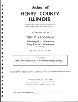 Title Page, Henry County 1983