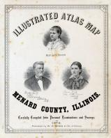 Title Page, Menard County 1874