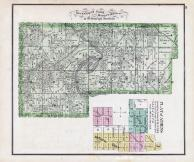Township 17 N., Ranges 5 and 6 W., Athens, Menard County 1874