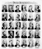 O'Rourke, Foster, France, Ferguson, Craw, Fox, Zollars, Shirley, Williams, Branstrator, Huntoon, Allen County 1898