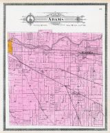 Adams Township, New Haven, Maumee River, Allen County 1898
