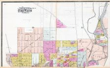 Fort Wayne - North, West, Allen County 1898