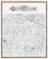 Madison Township, Centerville, Massillon, Hoagland, Allen County 1898