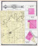 Maumee Township, Shirley City, Woodburn P.O., East Liberty, Edgerton, Williamsport, Allen County 1898