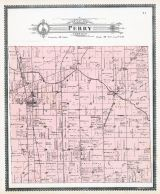Perry Township, Huntertown, Willow Creek, Allen County 1898