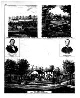 Wm.G. and James Vandever, John K. Edwards, John V. Young, Boone County 1878 Microfilm