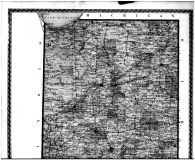 Indiana State Map - Above, Boone County 1878 Microfilm