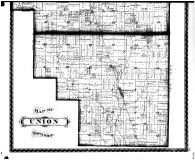 Marion Township, Union Township, Kimberlain, Slabtown, Rosston, Northfield - Below, Boone County 1878 Microfilm