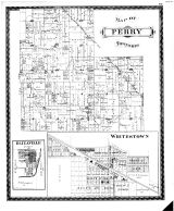 Perry Township, Fayette, Elizaville, Whitestown, Boone County 1878 Microfilm