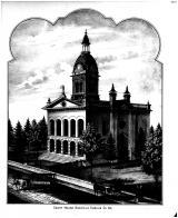 Franklin County Court House, Franklin County 1882 Microfilm