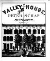 Peter Schaf - Valley House, Franklin County 1882 Microfilm
