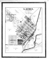 Laurel, Franklin County 1882 Microfilm