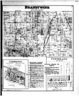 Brandywine Township, Carrollton, Cleveland, Hancock County 1887