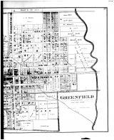 Greenfield - Right, Hancock County 1887