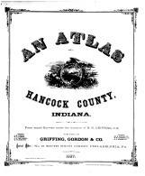 Title Page, Hancock County 1887