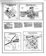 Warrington, Maxwell P.O., Nashville, Wilkinson, Hancock County 1887