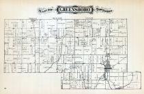 Greensboro Township, Henry County 1875