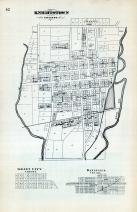 Knightstown, Grant City, Raysville, Henry County 1875
