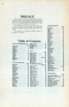 Table of Contents, Henry County 1875