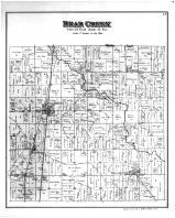 Bear Creek Township, North Briant, Briant, Bloomfield, Antville, Wechester P.O., Jay County 1887