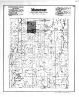 Madison Township, Salamonie, Salem, Jay County 1887