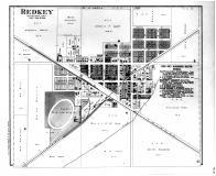 Redkey, Jay County 1887