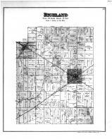 Richland Township, Redkey, Dunkirk, Jay County 1887
