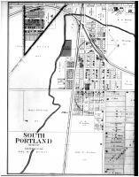 South Portland - Left, Jay County 1887