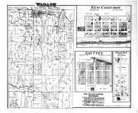Wabash Township, New Corydon, Jay City, Fiat P.P., Jay County 1887