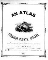 Title Page, Jennings County 1884