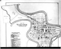 Vernon Township, Butler Switch P.O., Centerville - Below, Jennings County 1884