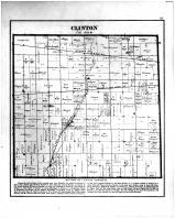 Clinton Township, La Porte County 1874