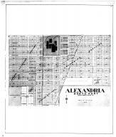 Alexandria North, Madison County 1901