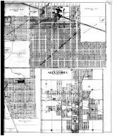 Alexandria South, Alexandria Outline Map - Right, Madison County 1901