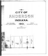 Anderson City - Right, Madison County 1901