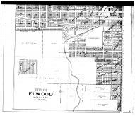 Elwood City West - Below, Madison County 1901