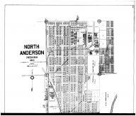 North Anderson - Above, Madison County 1901