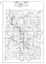 Adams Township, Madison County 1954