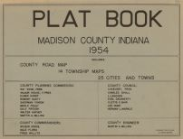 Title Page, Madison County 1954