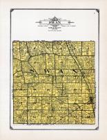 Noble County 1914 Indiana Historical Atlas