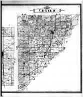 Robb and Center Townships, Stewartsville, Poseyville, Calvin Sta., Oliver Sta., Heburn P.O. - Right, Posey County 1900