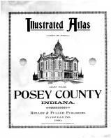 Title Page, Posey County 1900