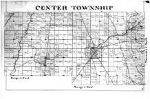 Center Township, Osgood, Ottervillage, Ripley County 1900