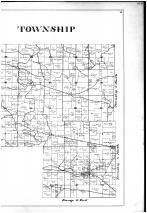 Delaware Township, Holton, Pierceville, Pennsylvaniaburg, Prattsburg - Right, Ripley County 1900