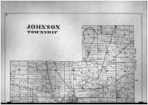 Johnson Township, Versailles - Above, Ripley County 1900